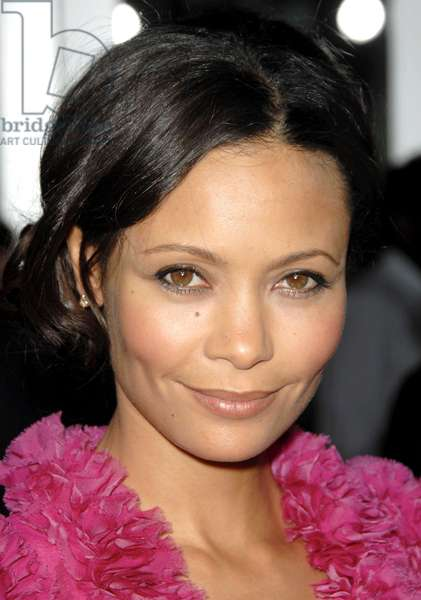 Thandie Newton at arrivals for RUN FATBOY RUN Los Angeles Premiere, Arclight Cinemas, Los Angeles, CA, March 24, 2008. Photo by: David Longendyke/Everett Collection