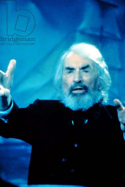 MOBY DICK, Gregory Peck, 1998 TV Movie