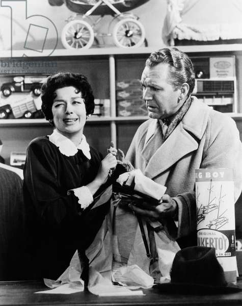 AUNTIE MAME, Rosalind Russell, Forrest Tucker, 1958