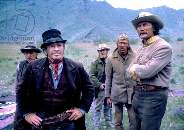 CHATO'S LAND, James Whitmore, Richard Basehart, Jack Palance, 1972