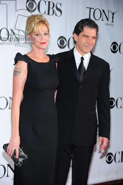 at arrivals for American Theatre Wing's 64th Annual Antoinette Perry Tony Awards - ARRIVALS, Radio City Music Hall, New York, NY June 13, 2010. Photo By: Gregorio T. Binuya/Everett Collection