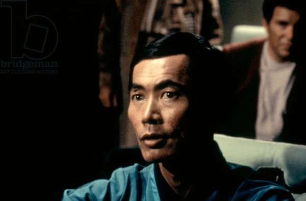 STAR TREK III: THE SEARCH FOR SPOCK, George Takei, 1984, (c)Paramount/courtesy Everett Collection