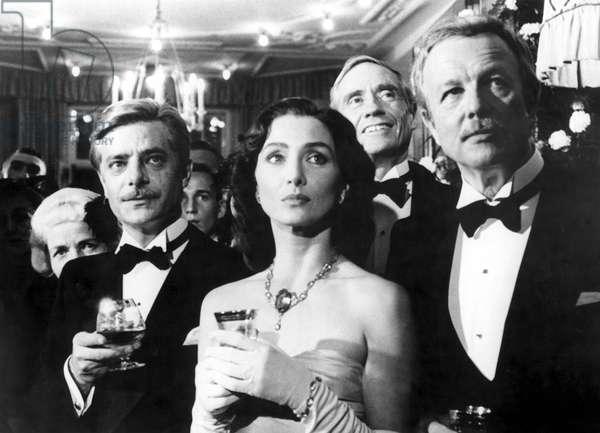 LILI MARLEEN, Giancarlo Giannini, Christine Kaufman, Mel Ferrer, 1981, (c) United Artists/courtesy Everett Collection
