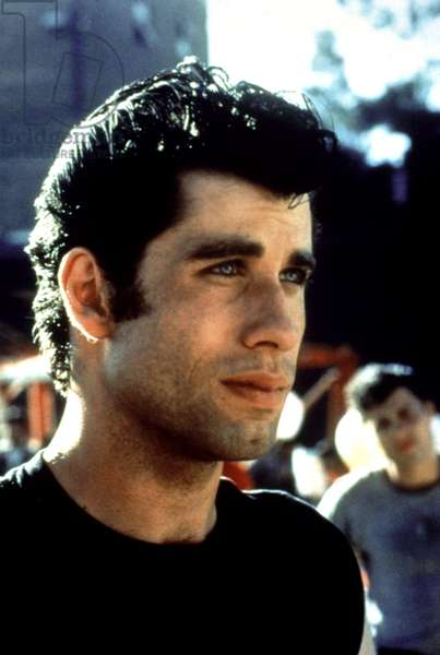 GREASE, John Travolta, 1978, (c) Paramount Pictures/ Courtesy: Everett Collection.