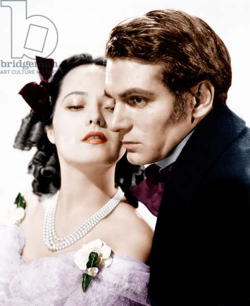 Wuthering Heights, From Left: Merle Oberon, Laurence Olivier, 1939