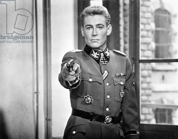 THE NIGHT OF THE GENERALS, Peter O'Toole, 1967