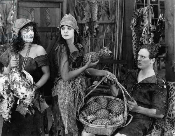 Male and Female: MALE AND FEMALE, Gloria Swanson, Lila Lee, Thomas Meighan, 1919