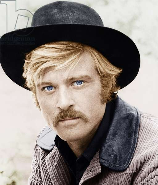 Butch Cassidy et le kid: BUTCH CASSIDY AND THE SUNDANCE KID, Robert Redford, 1969. ©20th Century-Fox Film Corporation, TM & Copyright/courtesy Everett Collection