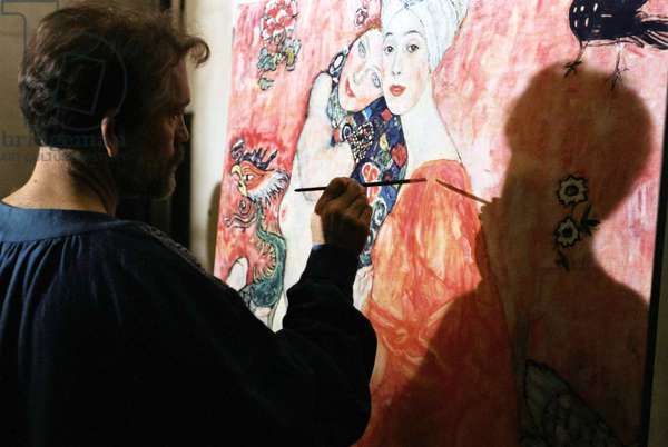 KLIMT, John Malkovich, 2006. ©Outsider Pictures/courtesy Everett Collection