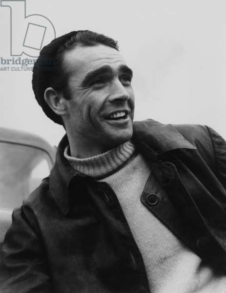 HELL DRIVERS, Sean Connery, 1957
