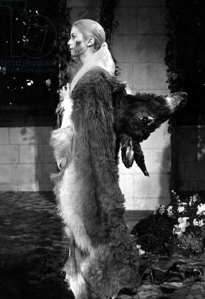 DONKEY SKIN, Catherine Deneuve, 1970