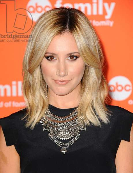 Ashley Tisdale: Ashley Tisdale at arrivals for Disney ABC Television Group Hosts TCA Summer Press Tour, The Beverly Hilton Hotel, Beverly Hills, CA July 15, 2014. Photo By: Dee Cercone/Everett Collection