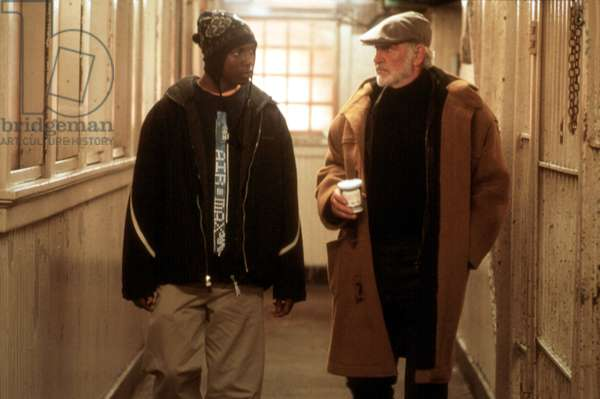 FINDING FORRESTER, Rob Brown, Sean Connery, 2000