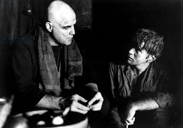 APOCALYPSE NOW, Marlon Brando, Martin Sheen, 1979
