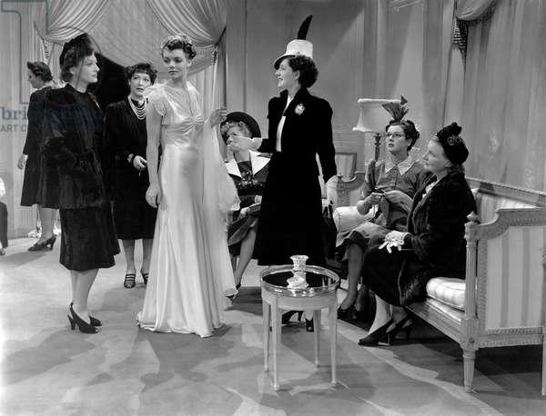 Femmes: THE WOMEN, Joan Crawford, Norma Shearer, Rosalind Russell, 1939