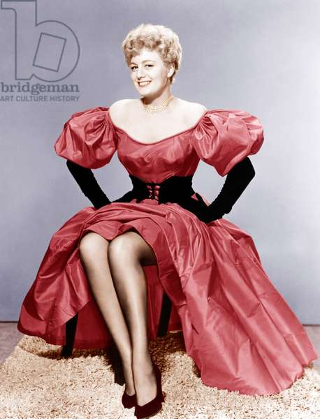 Shelley Winters, ca. 1952