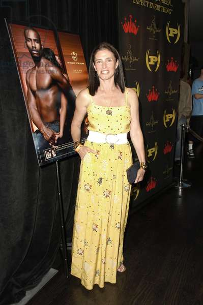 Mimi Rogers at arrivals for Third Annual Work Hard, Play Harder Lounge, Whiskey Blue Bar of the W Hotel, Los Angeles, CA, June 25, 2006. Photo by: Michael Germana/Everett Collection