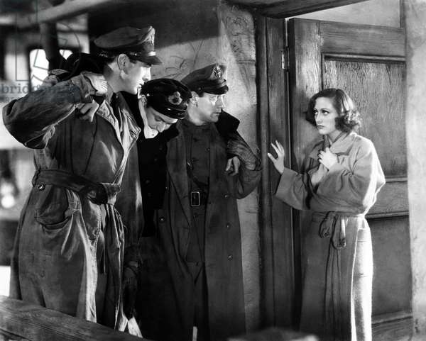 Apres nous le deluge: TODAY WE LIVE, Gary Cooper, Robert Young, Roscoe Karns, Joan Crawford, 1933