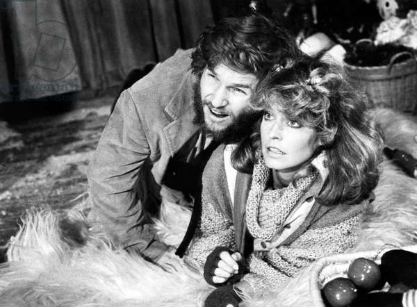 Somebody killed her husband: SOMEBODY KILLED HER HUSBAND, Jeff Bridges, Farrah Fawcett, 1978, Columbia Pictures / Courtesy: Everett Collection