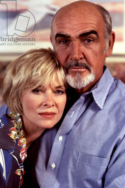 JUST CAUSE, Kate Capshaw, Sean Connery, 1995