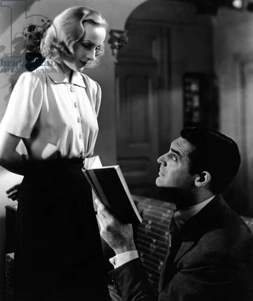 IN NAME ONLY, Carole Lombard, Cary Grant, 1939