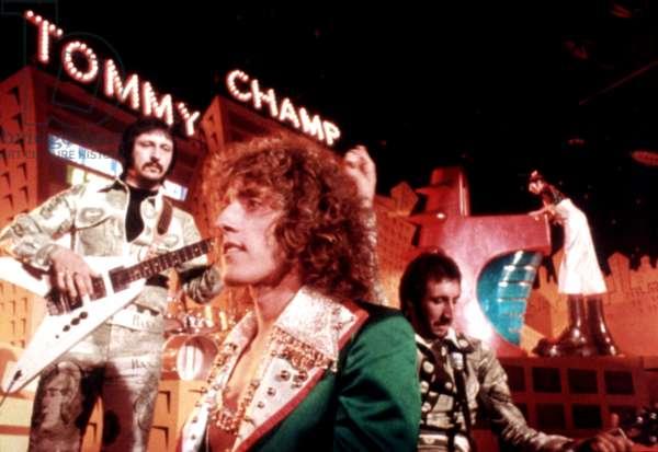 TOMMY, John Entwistle, Roger Daltrey, Pete Townsend, Elton John, 1975