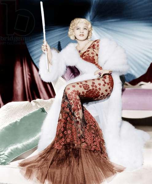 Go West Young Man: GO WEST YOUNG MAN, Mae West, 1936