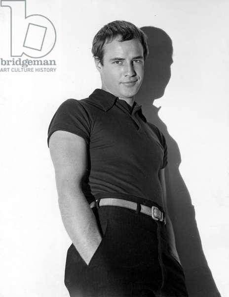 Marlon Brando, ca. 1950s