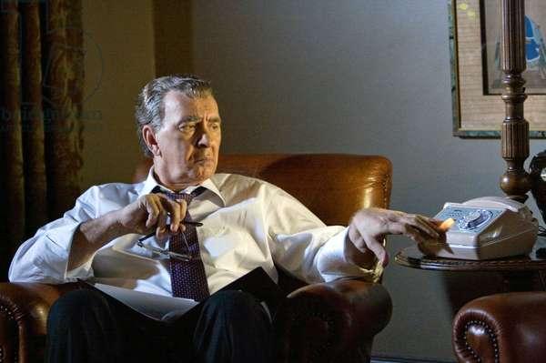Frost/Nixon: FROST/NIXON, Frank Langella as Richard Nixon, 2008. ©Universal/courtesy Everett Collection