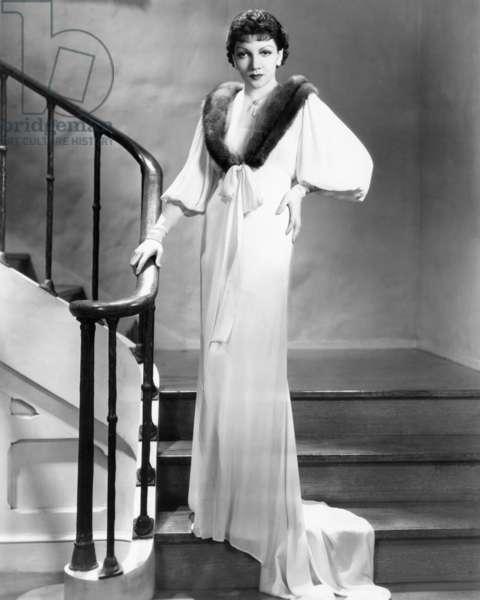IMITATION OF LIFE, Claudette Colbert, 1934: IMITATION OF LIFE, Claudette Colbert, 1934