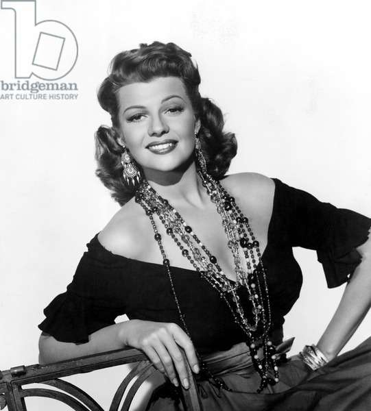 Loves of Carmen, The, Rita Hayworth, 1949