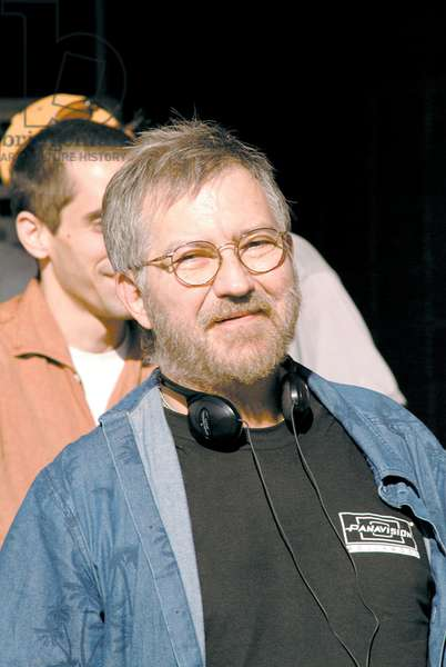 Director Tobe Hooper, circa late 1990s-early 2000s