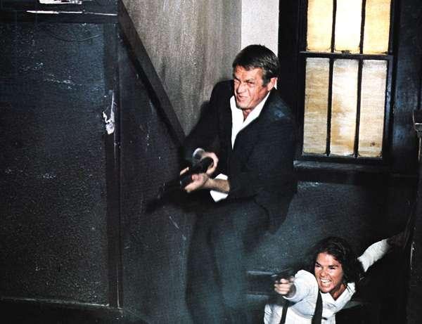 THE GETAWAY, Steve McQueen, Ali MacGraw, 1972