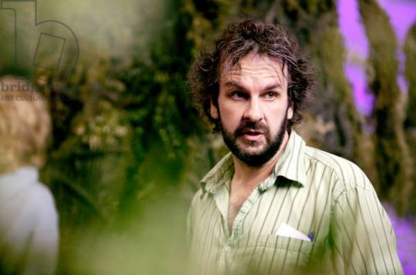 Peter Jackson: KING KONG, Director Peter Jackson, on set, 2005, (c) Universal/courtesy Everett Collection