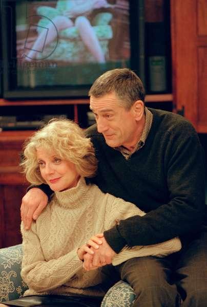 MEET THE PARENTS, Blythe Danner, Robert De Niro, 2000.