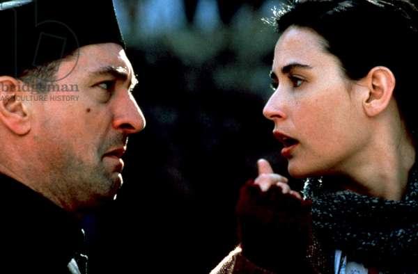 WE'RE NO ANGELS, Robert De Niro, Demi Moore, 1989