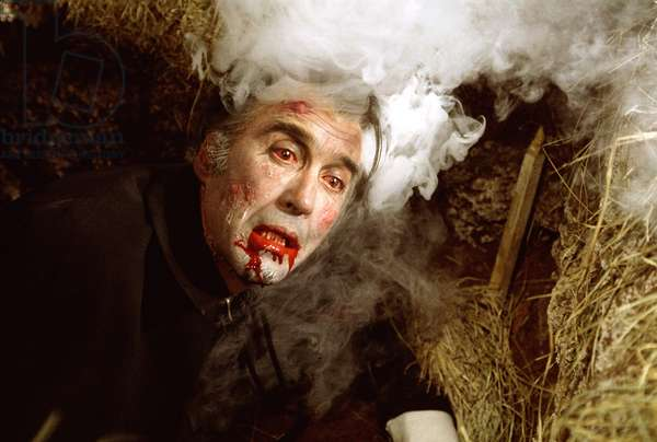 DRACULA A.D. 1972, Christopher Lee, 1972