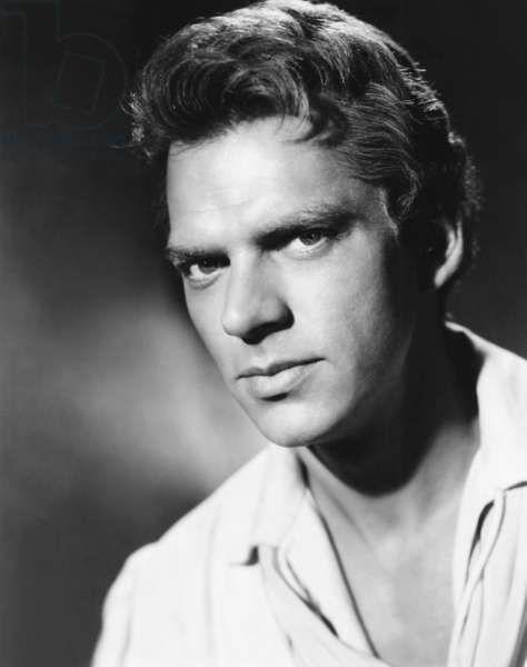 BLACKBEARD THE PIRATE, Keith Andes, 1952