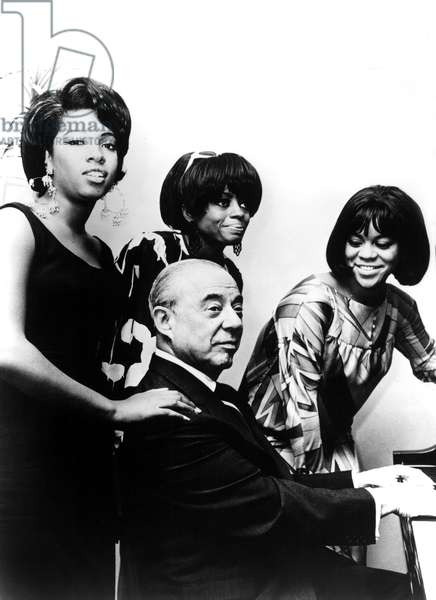 The Supremes (Mary Wilson, Diana Ross, Florence Ballard), Richard Rodgers in the 1960s