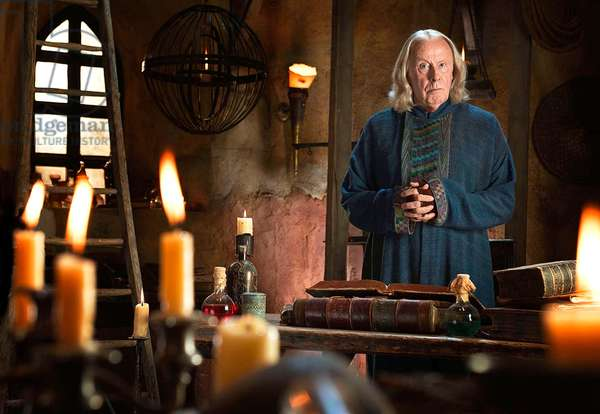 MERLIN, Richard Wilson , ' Lancelot ', (Season 1, episode 1.5, original airdate, October 18, 2008), 2008-,. Photo: Todd Antony / © BBC Wales/NBC / courtesy everett collection