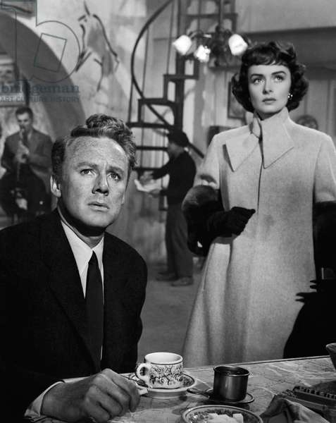 THE LAST TIME I SAW PARIS, Van Johnson, Donna Reed, 1954