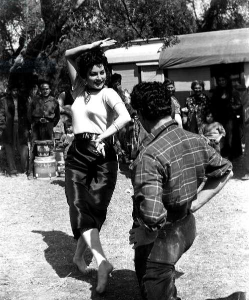 The Barefoot Contessa, Ava Gardner, Riccardi Rioli, 1954