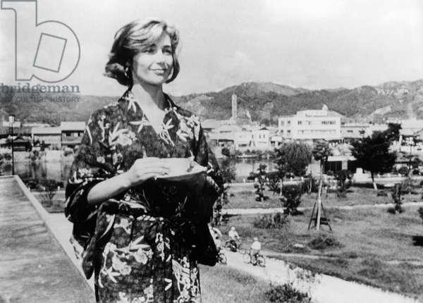 HIROSHIMA MON AMOUR, Emmanuelle Riva, 1959