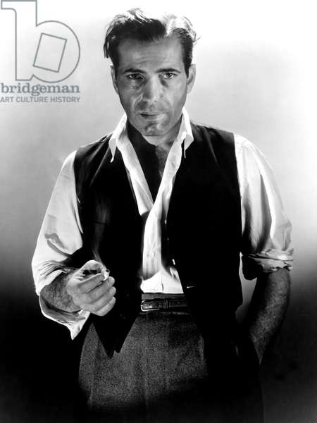 Humphrey Bogart in the 1930s