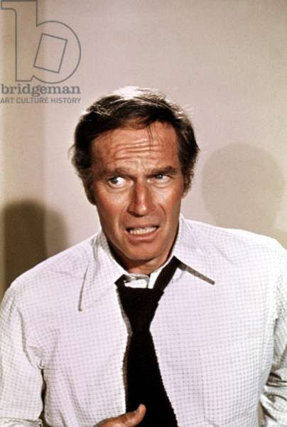 EARTHQUAKE!, Charlton Heston, 1974