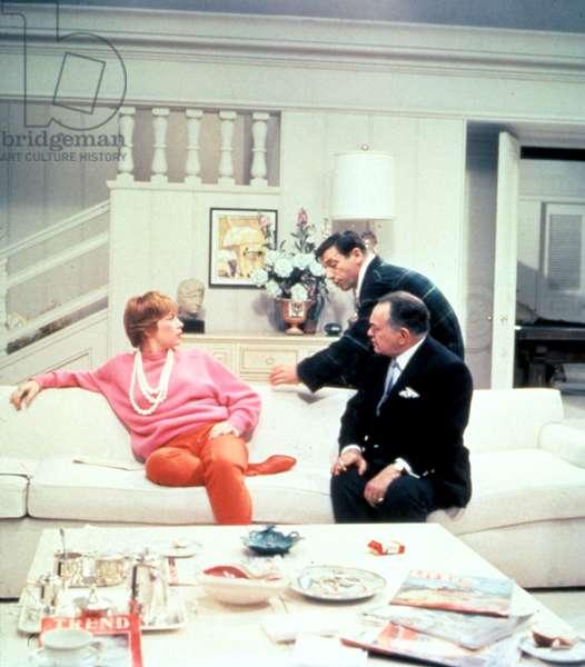 MY GEISHA, Shirley MacLaine, Yves Montand, Edward G. Robinson, 1962