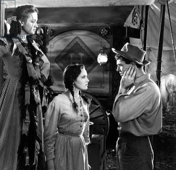 La Belle Ecuyere: CHAD HANNA, Dorothy Lamour, Linda Darnell, Henry Fonda, 1940, TM & Copyright (c) 20th Century Fox Film Corp. All rights reserved