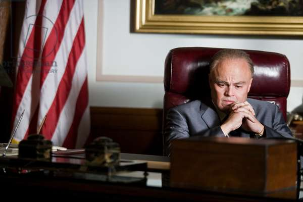 J.Edgar: J. EDGAR, Leonardo DiCaprio (as J. Edgar Hoover), 2011, ph: Keith Bernstein/©Warner Bros. Pictures/courtesy Everett Collection