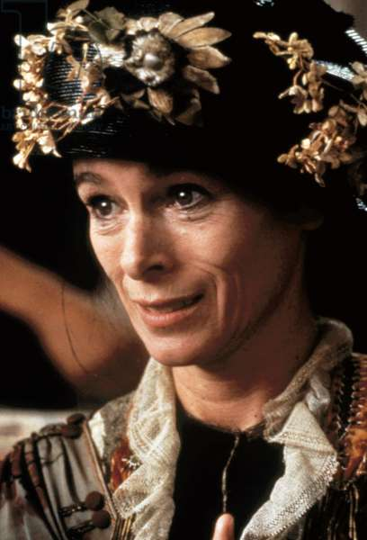 CHAPLIN, Geraldine Chaplin, 1992
