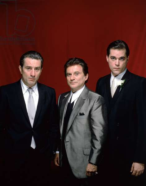 Les Affranchis: GOODFELLAS, Robert De Niro, Joe Pesci, Ray Liotta, 1990, (c) Warner Brothers/courtesy Everett Collection